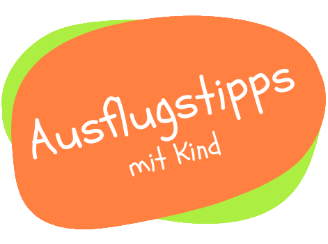 Ausflugsziele mit Kindern Logo