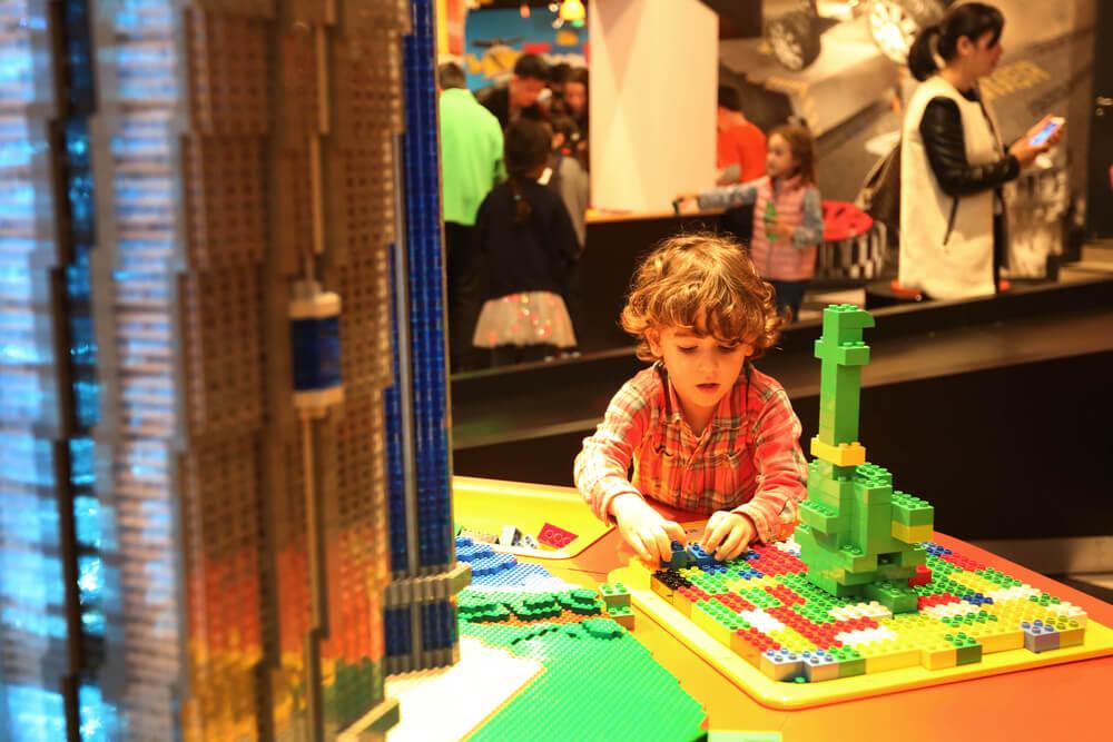 Das Legoland Discovery Center ist nicht nur für Lego-Fans ein absolutes Highlight
