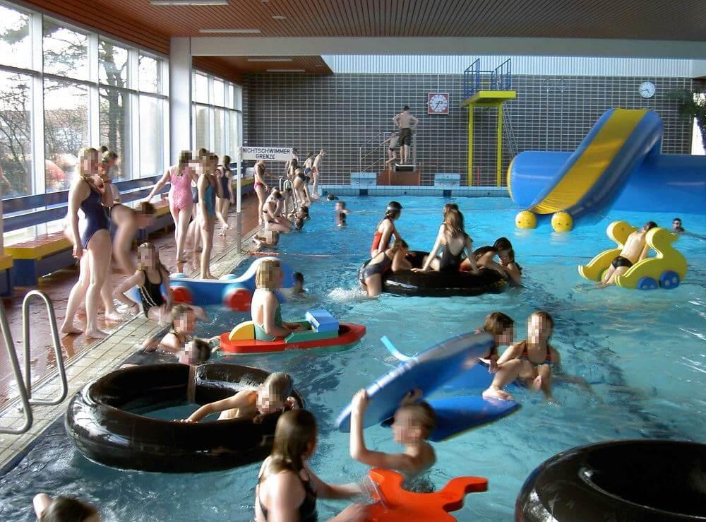 Badespaß für Groß und Klein im Hallenbad Haren (Ems)