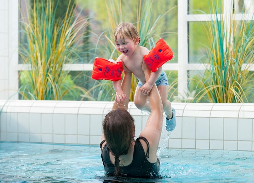 Die Soletherme in Otterndorf bietet Badespaß für die ganze Familie