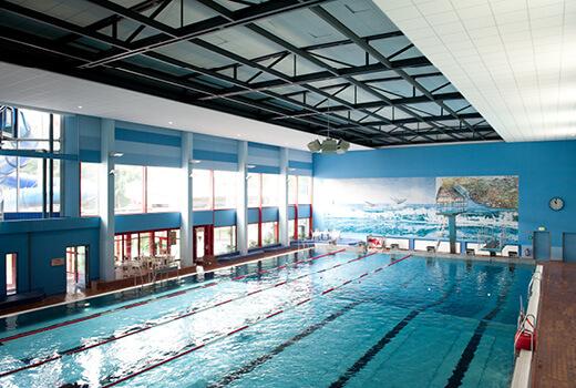 Freizeitbad Vegesack Schwimmerbecken