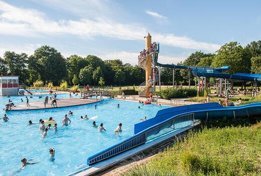 Schloßparkbad Freibad