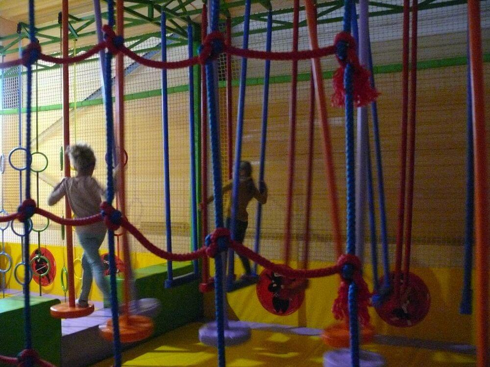 Spielen im MAXXIS Indoorspielplatz in Emleben bei Gotha